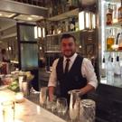 Master Mixologist:  Eduardo Fernandez of AUGUST on the Upper East Side