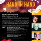 HAND IN HAND - a Celebration of Courage, Joy & Love!