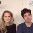 VIDEO: ROMAN HOLIDAY's Drew Gehling and Stephanie Styles Answer Your Questions