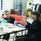 Photo Flash: In the Rehearsal Room with the Company of THE PRICE