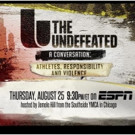 NBA's Jabari Parker & More Set for ESPN's UNDEFEATED CONVERSATION: Athletes, Responsibility and Violence