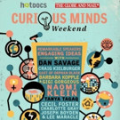 Hot Docs and The Globe and Mail Present Curious Minds Weekend