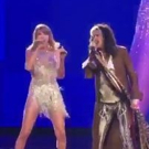 VIDEO: Taylor Swift Sings 'I Don't Want to Miss a Thing' with Steven Tyler on Tour