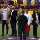 VIDEO: IN TRANSIT Sings the National Anthem at the Westminster Kennel Club Dog Show