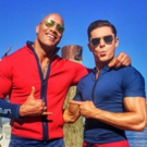 Photo: First Look - Zac Efron & Dwayne 'The Rock' Johnson Hit the Beach for BAYWATCH Reboot