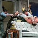 BWW Review:  A COMEDY OF TENORS at Paper Mill Playhouse is Fabulous Comedy