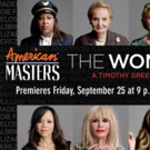 Margaret Cho, Wendy Williams & More Among THE WOMEN'S LIST, Premiering on PBS Tonight