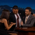 VIDEO: Megan Fox Does Some Palm Reading on JIMMY KIMMEL LIVE