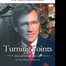 B. Dean Brown Pens New Memoir, TURNING POINTS