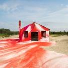 Monumental Outdoor Artwork by Katharina Grosse Opens This Weekend on Rockaway Beach