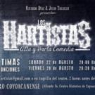 LOS HARTISTAS: Alta y Harta Comedia concluye hoy su exitosa temporada