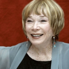 Shirley MacLaine Returns To The McCallum Theatre 3/7
