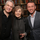 Photo Coverage: Inside the Dramatists Guild Fund's Salon with Rick Elice and Andrew Lippa