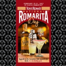 Tony Roma's Fans Have a Reason to Celebrate with National Romarita Day