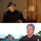 John Mulholland & Richard Zampella Filming Interviews for Elmore Leonard Documentary