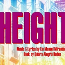 Stage Scene & Song Performing Arts to Stage True-Life Hit IN THE HEIGHTS
