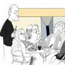 BWW Exclusive: Ken Fallin Draws the Stage - The Cast of THE HUMANS