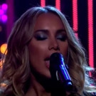 VIDEO: Leona Lewis Performs New Single 'Thunder' on JAMES CORDEN