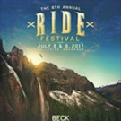 Beck, Ben Harper & John Butler Trio Set for This Summer's RIDE Festival  In Telluride