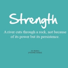 Fitness Tip of the Day: Strength and Persistence