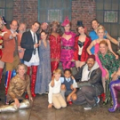 Photo Flash: AMERICAN IDOL Star Kara DioGuardi Visits Broadway's KINKY BOOTS