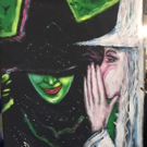WICKED Painting by Rock Demarco Raffled to Benefit Dr. Phillips Center Arts Scholarship Fund
