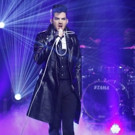 VIDEO: Adam Lambert Performs Hit Single 'Ghost Town' on LATE NIGHT