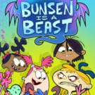 Nickelodeon Debuts Original Animated Series BUNSEN IS A BEAST, 2/21