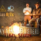 Discovery to Air MYTHBUSTERS Epic Series Finale 3/5