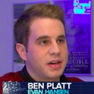 VIDEO: DEAR EVAN HANSEN Cast & Creatives Talk Show's Inspiring Themes on NBC News