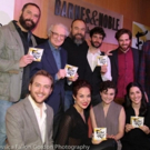 Photo Coverage: Broadway's FIDDLER ON THE ROOF Celebrates Cast Recording at Barnes & Noble