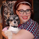 Photo Flash: Tinkerbelle the Dog Visits A TASTE OF THINGS TO COME at Bucks County Playhouse Photos