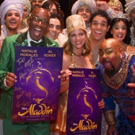 Photo Flash: Natalie Morales and Al Roker Make Surprise Apperance in ALADDIN