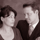 Alison J. Murphy and Mark Edward Lang in LUNT AND FONTANNE 'THE CELESTIALS OF BROADWAY'