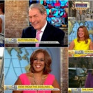 CBS THIS MORNING Posts Double Digit Percentage Gains Among Viewers