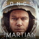 Original Motion Picture Score from Acclaimed Film THE MARTIAN Out Today