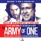 ARMY OF ONE Coming to Digital HD, Blu-ray/DVD & On Demand