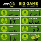 FIT36 Big Announces Game Fitness Challenge