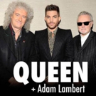 Queen & Adam Lambert Announce North American Arena Tour