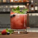 Marinas Menu:  JIM BEAM Cocktail Recipes for Spring
