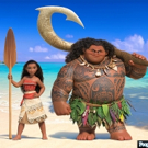 PHOTO: First Look - Meet Disney's Next Princess & Star of Upcoming Animated Film MOANA