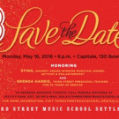Third Street Music School Settlement's Annual Spring Gala to Honor Sting & Brenda Harris