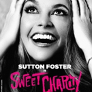 Photo Flash: Splashy Artwork Revealed for Sutton Foster-Led SWEET CHARITY