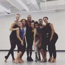 Broadway Theatre Project's Director of Dance Wraps Intensive Workshop at New World School