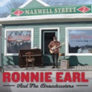 Bluesman Ronnie Earl to Play Daryl's House Club This Month