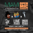 Miami LIVE & DJ Sean Bang Come Together To Launch Open Mic Sundays