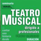 La Escuela Cristina Rota organiza el Seminario de Teatro Musical para actores profesionales