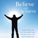 Joel Hopkins Releases BELIEVE AND ACHIEVE
