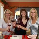 Tricia O'Kelley & Alex Kapp Dish on THE DINNER PARTY WITH ELYSABETH ALFANO