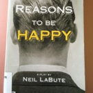 BWW Blog: Kellie Williams - 5 Things I Hope to See in REASONS TO BE PRETTY HAPPY